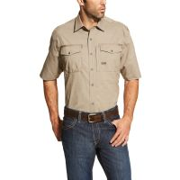 Ariat Brindle Rebar Workman Work Shirt 10019160