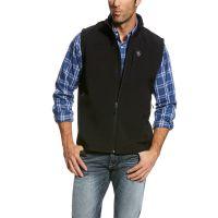 Ariat Black Vernon 2.0 Softshell Mens Vest 10023335