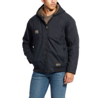 Ariat Black Rebar DuraCanvas Jacket 10023915
