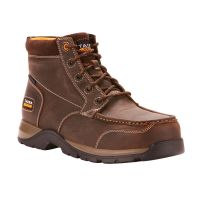 Ariat Dark Brown Edge LTE Chukka Waterproof Composite Toe Work Boot 10024953