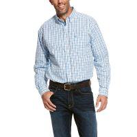 Ariat Dress Blues Pro Series Towner Classic Fit Mens Shirt 10028204