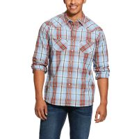 Ariat By Water Jensen Retro Fit Mens Long Sleeve Shirt 10030705