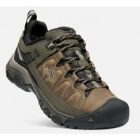 Keen Men's Bungee Cord/Black Targhee III Waterpoof Hiking Shoe 1017783/1018597