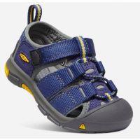 Keen Blue Depths/Gargoyle Newport H2 Toddler Shoes 1021492