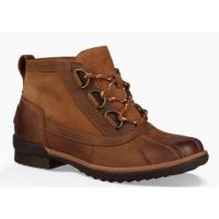 UGG Women's Chestnut All-Weather Heather Boot 1095156