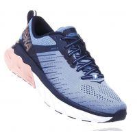 Hoka Allure/Mood Indigo Arahi 3 Womens Comfort Running Shoes 1104099