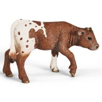 13684 Texas Longhorn Calf Schleich Animals