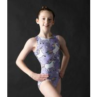 Motionwear Unicorn Gym Sweet Dreams Dye Sublimation Leotard 1938-812
