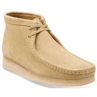 Clarks Wallabee Maple Suede Mens Casual 26103811