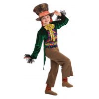 31127N MAD HATTER - Adult Sizes