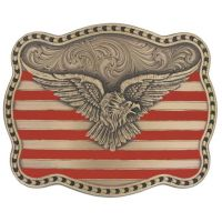 Montana Silversmith American Eagle Miners Buckle 33610BLB