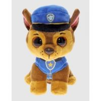 TY Brown /Blue Kids Chase From Paw Patrol 41208