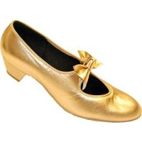 4169  Prissy Leather Cushion Insole Womens Square Dance Shoes (Narrow-Wide Widths & Sizes 5-12)
