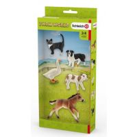 Schleich Assorted Farm World Animals Kids 42386