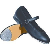 451A Black Mary Jane Tap Shoes (Sizes 3-10) ***ONLY PRICE ONLY***