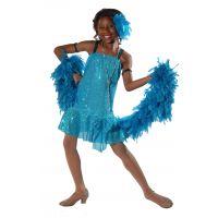 4612 Child DECO DANCER RECITAL COSTUME
