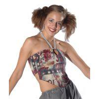 4615T Child PHUNKAY Halter Top Dance Recital Costumes