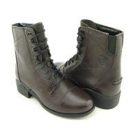 50161/50120 Med. Brown Children Paddock Boots