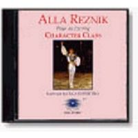 RR6087 Alla Reznik Plays An Exciting Character Class