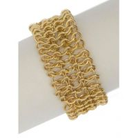 Saachi by In Things Gold Show-Off Bracelet 614342
