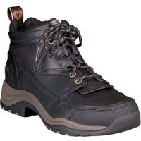 70001(10004126) Black Terrain Hiker Womens Ariat Equestrian Shoes