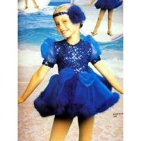 7002 Blue, Blue Baby Recital Costumes