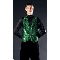 9225 Reflection Sequin Vest- Adult Sizes