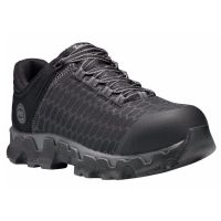 Timberland Pro Powertrain Sport Black Womens Alloy Safety Toe Work Boots A1B7F