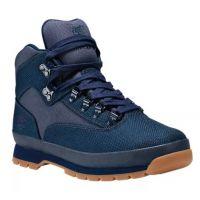 Timberland Navy Ripstop Mens Euro Hiker Cordura Fabric Boots TB0A1G1D019