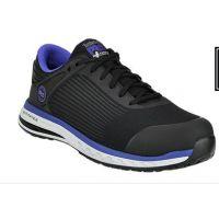 Timberland Pro Composite Black/Blue Men's Toe Metal Free Work Shoe A1XH7