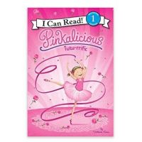 CJ Merchantile Pinkalicious Tutu Book B-80