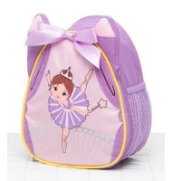 Capezio Amethyst Sugar Plum Kids Backpack B208