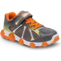 Strite Rite Leepz Sneaker Grey/Orange BB56729