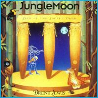 BL0006 Jungle Moon, Site of the Sacred Drum - Brent Lewis