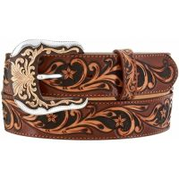 Tony Lama Collection from Leegin Leather Tobacco Mens Belt C42245
