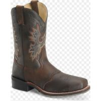 DH3658 Brown Mens 11 Inch Square Steel Toe Roper Double H Work Boots