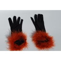 GL-01T Short Gloves (trimmed) Child sizes