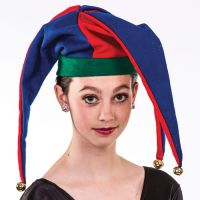 H-63 Felt Jester Hat