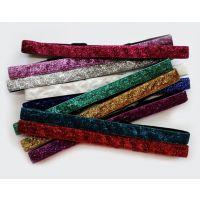 HP-GTEHB Glitter Ribbon Adjustable Headband
