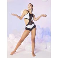 Oh La La White Hype The Obsession Adult Leotard HYPE104