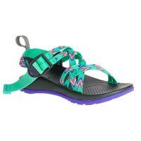Chaco ZX/1 Classic Mint Leaf Kids Waterproof Sport Sandals J180090