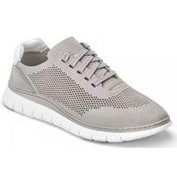 Vionic Light Grey Joey Womens Casual Sneaker JOEY