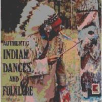 KIM9070 Authentic Indian Dances And Folklore