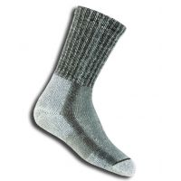 KOX-9-717 Walnut Kid's Outdoor Crew Thorlo Socks