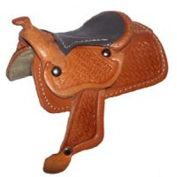 L30030 Leather Mini Saddle