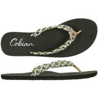 Cobian Leucadia Teal Women's Fllip Flop LEC17