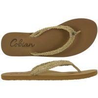 Cobain Leucadia Natural Women's Flip Flop LEC17-NAT