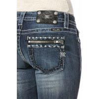 Miss Me Jeans Denim Stunner Womens Skinny Jeans MP5190S5