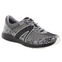 Alegria Traq Qarma Wild Child Black Womens Comfort Shoes QAR-5994