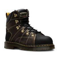 Dr Martens Brown Rawston Steel Toe Mens Boot R24612207
